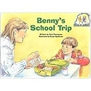 Steck-Vaughn Pair-It Premier: Student Reader Grade 1 Benny's School Trip