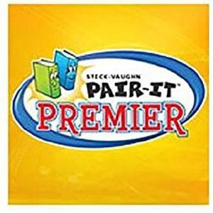 Steck-Vaughn Pair-It Premier: Student Reader Grade 1 Great White Sharks