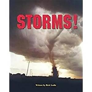 Steck-Vaughn Pair-It Premier: Student Reader Grade 2 Storms!