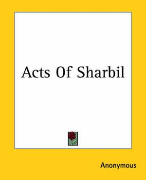 Acts Of Sharbil