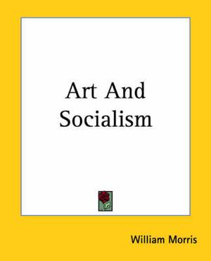Art And Socialism