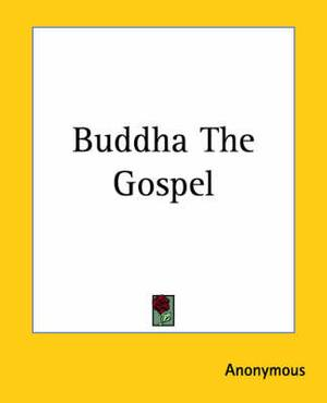 Buddha The Gospel