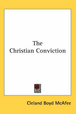 The Christian Conviction