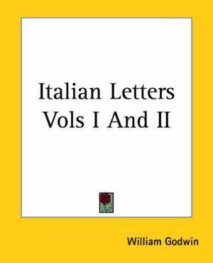 Italian Letters Vols I And II