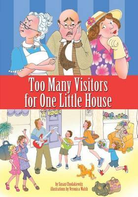 Too Many Visitors for One Little House