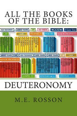 All the Books of the Bible: Volume Five-Deuteronomy