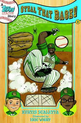 Topps League Book Two: Steal That Base!