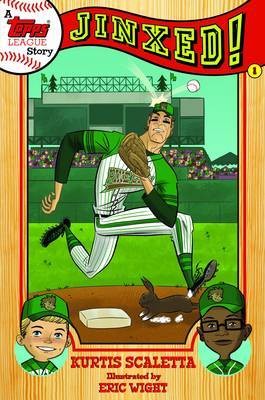 Topps Town Story Book One: Jinxed!