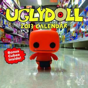 Uglydoll 2013 Wall Calendar