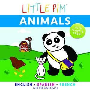 Little Pim: Animals - English/Spanish/French