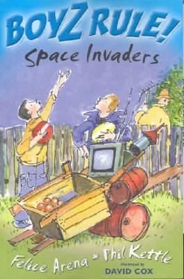 Boyz Rule 30: Space Invaders