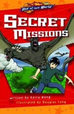 Secret Missions (Illustrated Novel)