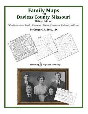 Family Maps of Daviess County, Missouri