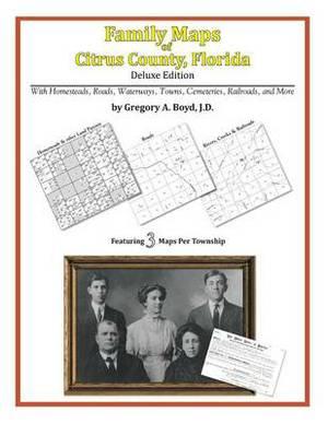 Family Maps of Citrus County, Florida