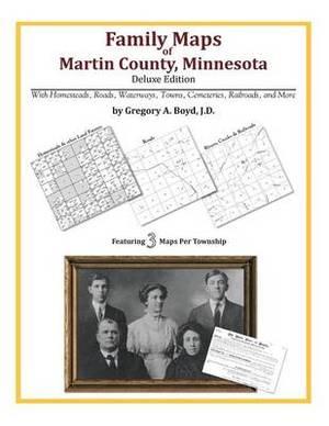 Family Maps of Martin County, Minnesota