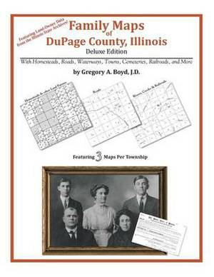 Family Maps of Dupage County, Illinois