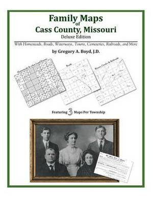 Family Maps of Cass County, Missouri