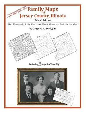 Family Maps of Jersey County, Illinois