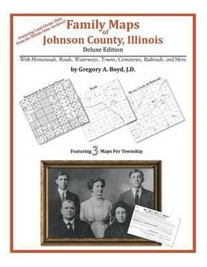 Family Maps of Johnson County, Illinois