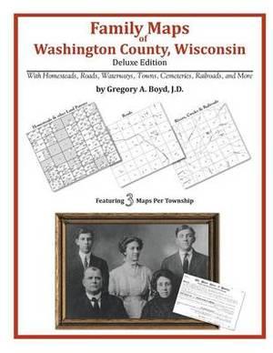 Family Maps of Washington County, Wisconsin