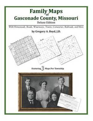 Family Maps of Gasconade County, Missouri