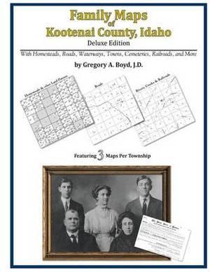 Family Maps of Kootenai County, Idaho