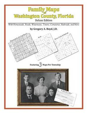 Family Maps of Washington County, Florida