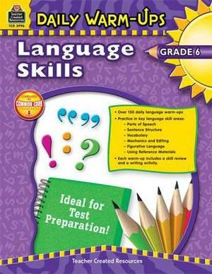 Language Skills, Grade 6