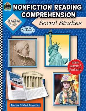 Nonfiction Reading Comprehension: Social Studies, Grades 2-3