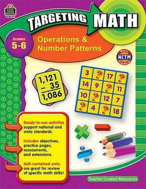 Operations & Number Patterns, Grades 5-6