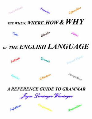 The When, Where, How and Why of the English Language