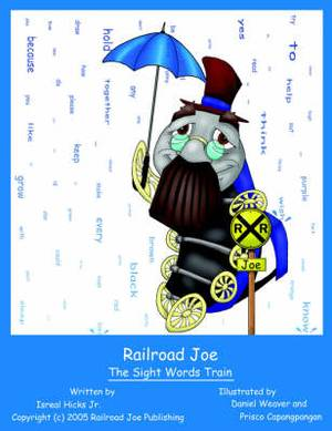 Railroad Joe: The Sight Words Train
