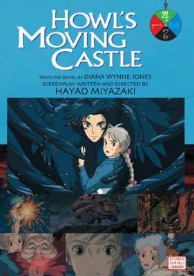 Howl's Moving Castle  Film Comic: v. 4