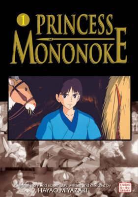 Princess Mononoke  Film Comic: v. 1