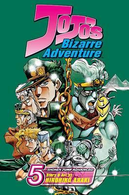 Jojo's Bizarre Adventure, Volume 5