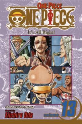 One Piece: v. 13