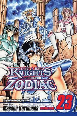 Knights of the Zodiac (Saint Seiya), Volume 23: Underworld: The Gate of Despair