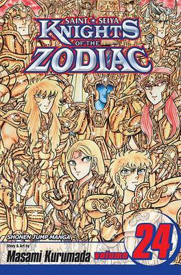 Knights of the Zodiac (Saint Seiya), Volume 24