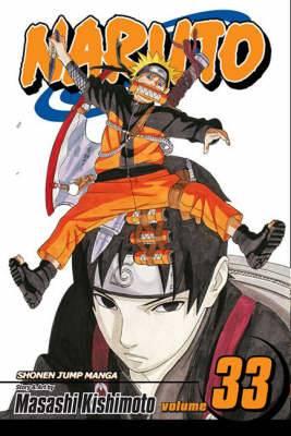 Naruto: Volume 33