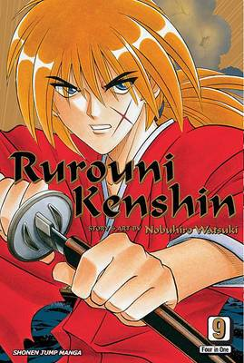 Rurouni Kenshin, Vol. 9 (VIZBIG Edition)