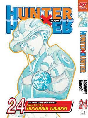 Hunter x Hunter, Vol. 24: Volume 24