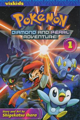 Pokemon: Diamond and Pearl Adventure!, Vol. 8