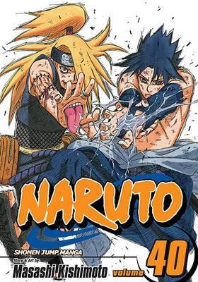 Naruto: v. 40