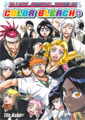 Color Bleach+: The Bleach Official Bootleg