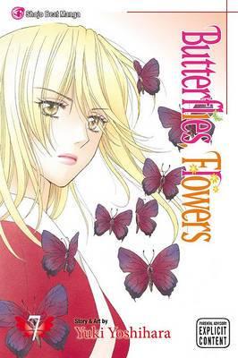 Butterflies, Flowers, Volume 7
