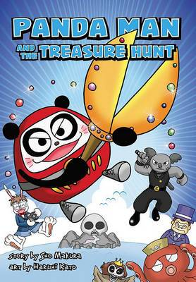 Panda Man and the Treasure Hunt