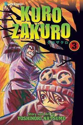 Kurozakuro, Volume 3