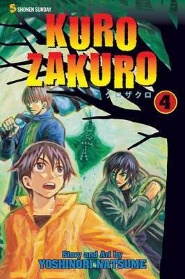 Kurozakuro, Volume 4