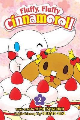 Fluffy, Fluffy Cinnamoroll, Volume 2