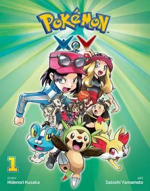Pokemon X*Y, Vol.1